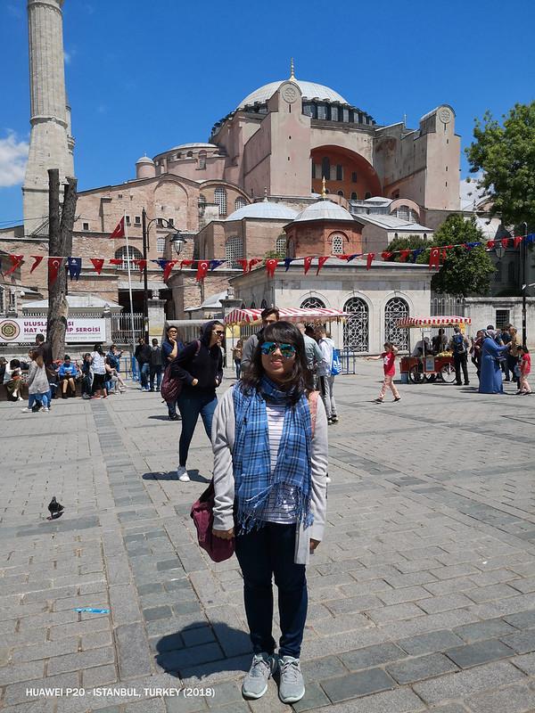 2018 Turkey Istanbul Hagia Sophia 2