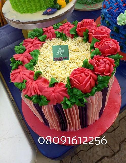 Cake by Joyful Exotic Cakes