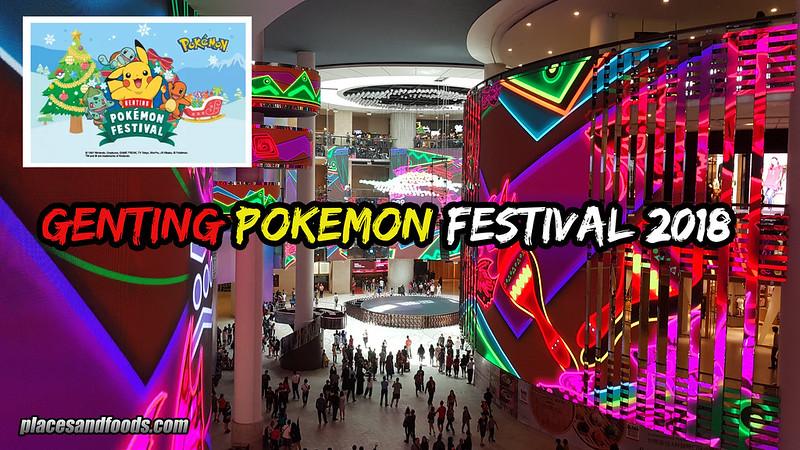 genting pokemon festival