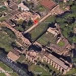 1930 2018 Palatino Emiciclo meridionale dello Stadium, foto de Alvariis By Google Maps b - https://www.flickr.com/people/35155107@N08/