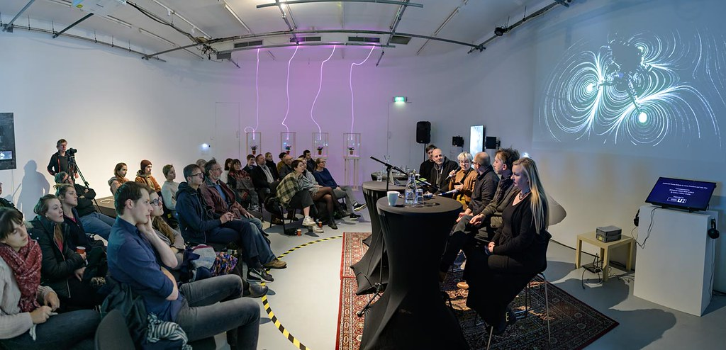 Impakt Event 2018: artist talks A World Without Us