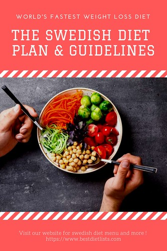 The Swedish Diet Plan & Guidelines