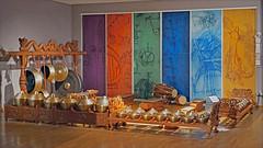 Le grand Gamelan KYAI UMBUL SARI de Java-Centre (MùSIC, musée des instruments de Céret) - Photo of Vivès
