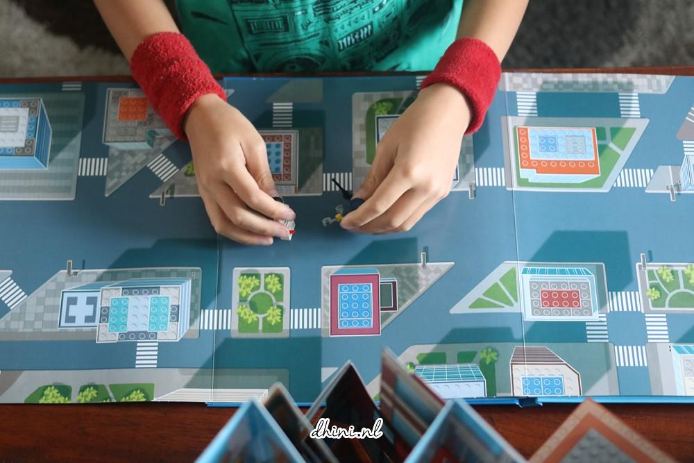 LEGO® City – De snelle achtervolging