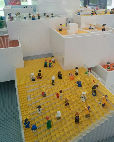 Lego House (3) #toronto #unzippedtoronto #serpentinepavilion2016 #bjarkeingels #architecture #lego #legohouse #billund #latergram