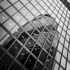 Reflecting the Gherkin