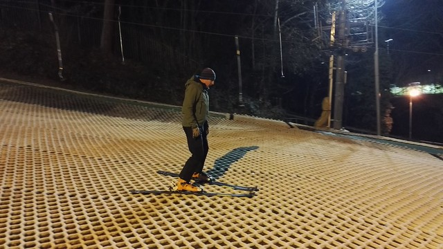 Return to skiing after an ACL knee injury