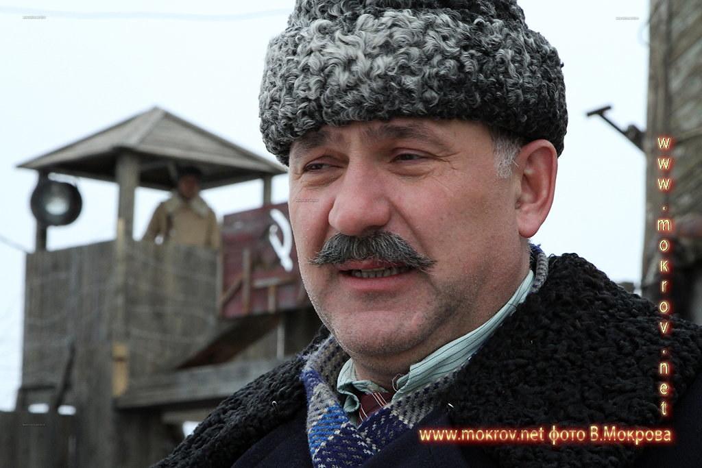 Актер - Пускепалис Сергей роль Ильин в сериале Декабристка Фото,