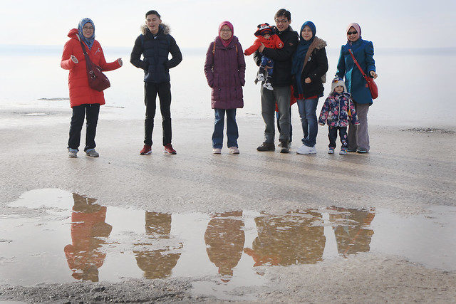Winter Turki - Tuz Golu