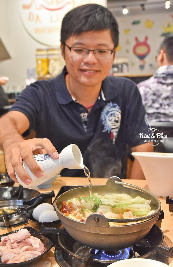 台中火鍋推薦 大樂鍋 海陸鍋 燒酒雞 麻辣30