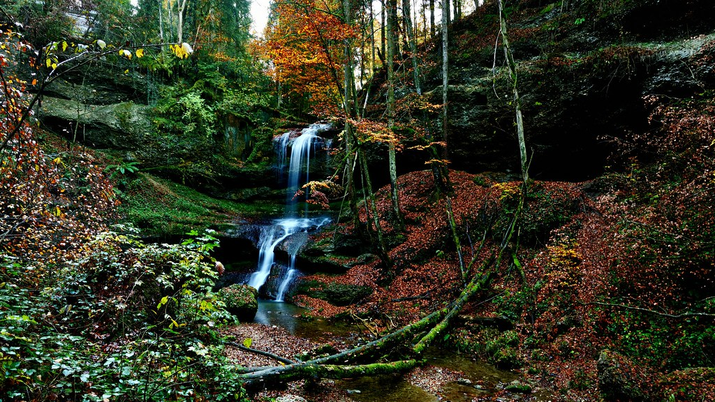 Zeigt her Eure Wasserfälle (groß und klein)