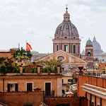 Rome from above - https://www.flickr.com/people/34965710@N05/