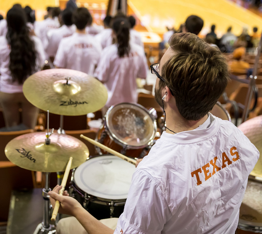 University of Texas Longhorns Pep Band | Ralph Arvesen