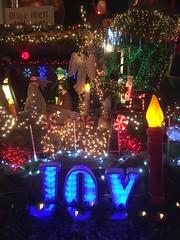 'Christmas is magic', Seattle, Washington (USA)