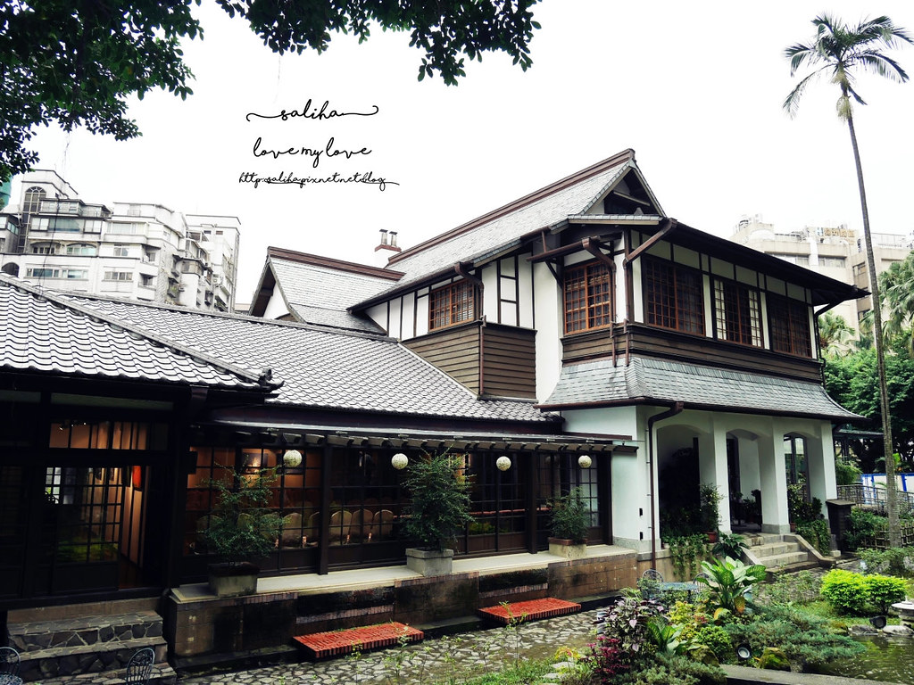 台北古亭站附近不限時日式咖啡廳下午茶推薦雅鴿書院 (12)