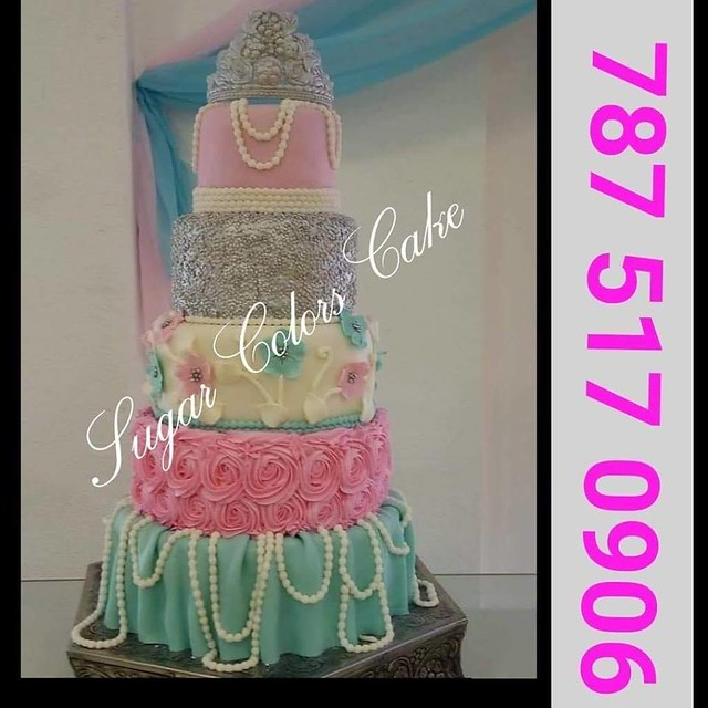 Cake by Sugar Colors Cake