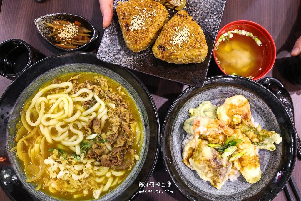 三重丼飯,三重日式料理,三重日本料理,三重日本料理推薦,大台北日本料理,好吃日本料理,日本料理 @陳小可的吃喝玩樂