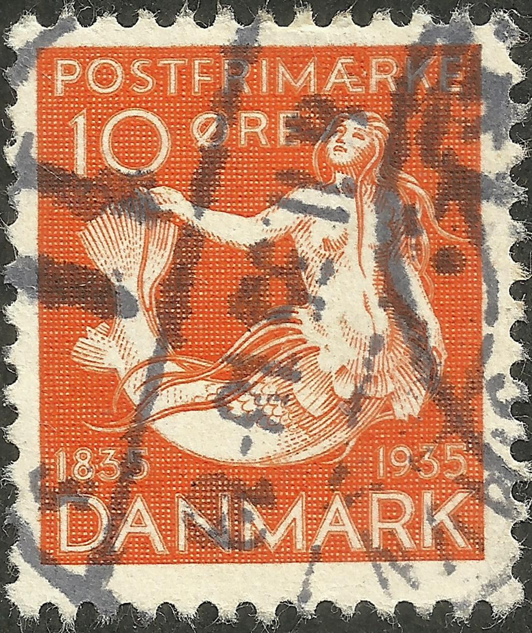 Denmark - Scott #248 (1935)