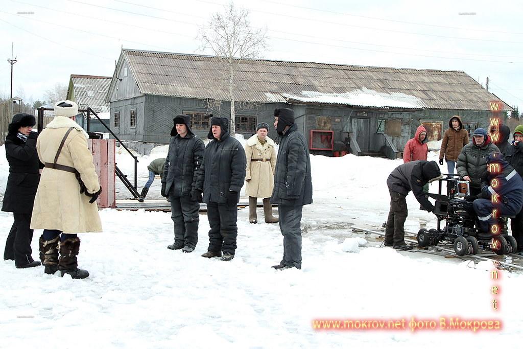 Фотографии со съемок финальных эпизодов телесериал «Декабристка».