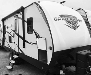 Travel Trailers in Michigan