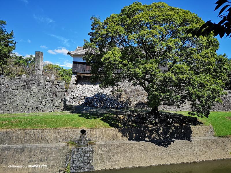 2018 Kumamoto Castle