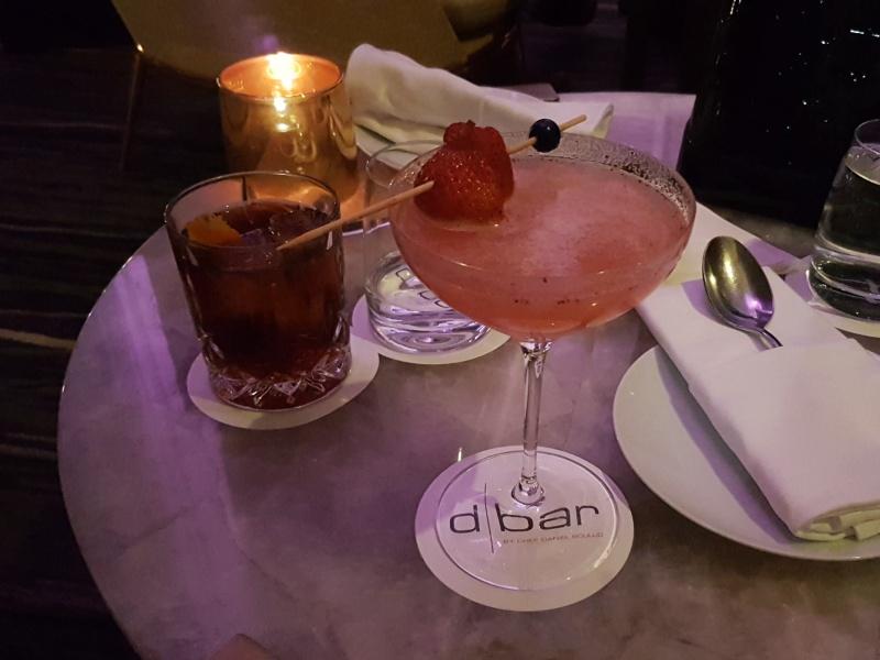 dbar Toronto cocktails