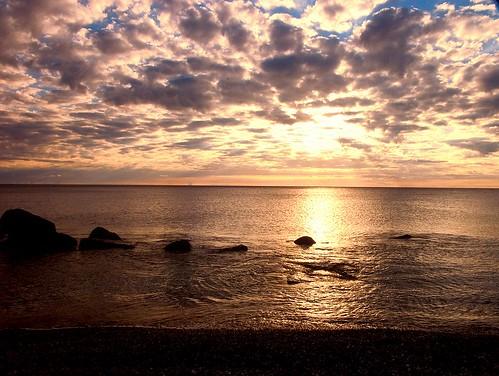 Dolci tepori- anche il mare d'autunno è uno splendore