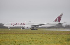 A7-BFI B777 FDZ Qatar Cargo