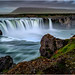 Goðafoss Revisited by niggyl (well behind)