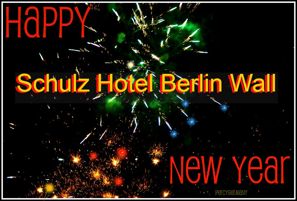 see you o9. - 11.o1.2o19 ★ Schulz Hotel Berlin Wall at the East Side Gallery