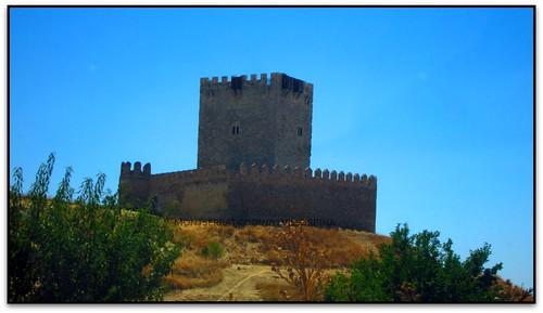 Castillo de Tiedra (Valladolid, España)