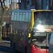11A bus yellow livery upgrade on Oak Tree Lane, Selly Oak