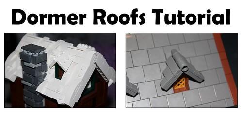 Dormer Roofs Tutorial