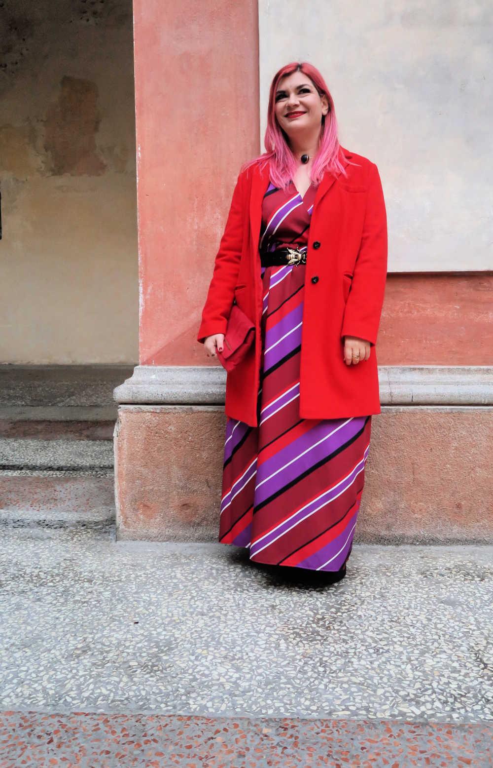outfit viole e rosso (10)