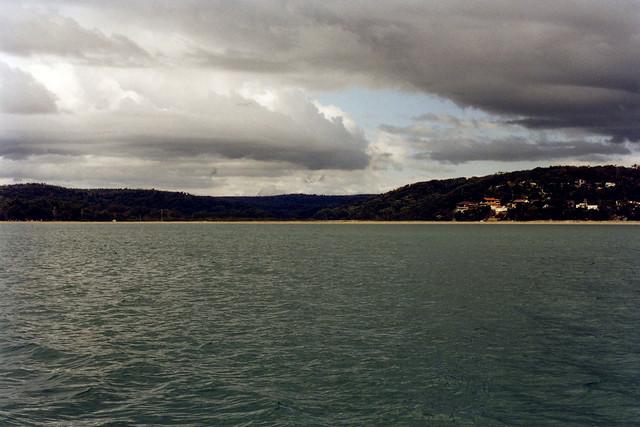 Ferry to Bundeena