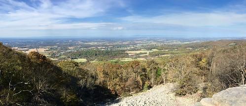 washingtonmonumentsp mdstateparks southmountain appalachiantrail valleys boonsboro pano iphone