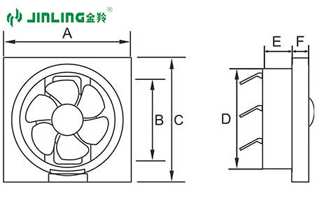 Are Wall Mount Exhaust Fans Required In Our Daily Life? Wall Mount Exhaust Fan Wiring Diagram on