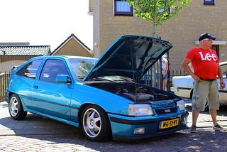 1985 Opel Kadett 1.8 GSI