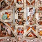 Sistine Chapel - https://www.flickr.com/people/34965710@N05/