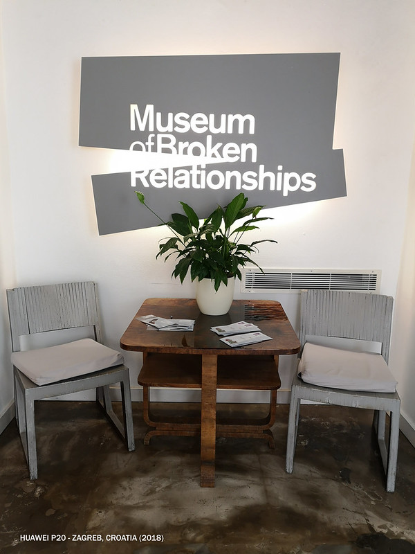2018 Croatia Zagreb Museum of Broken Relationships 1