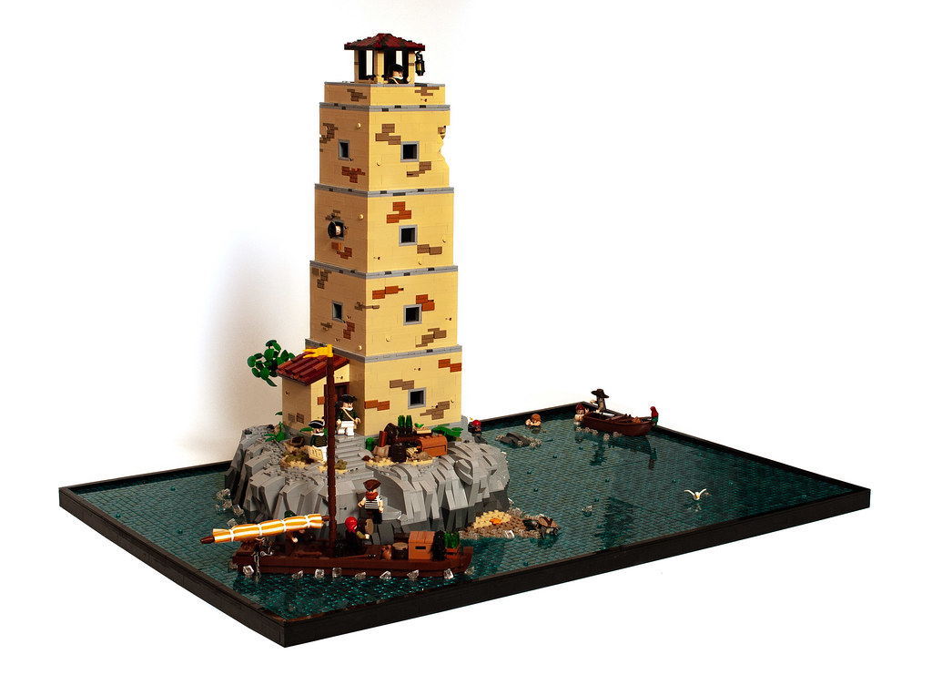Lighthouse Rogue Pirate Collab
