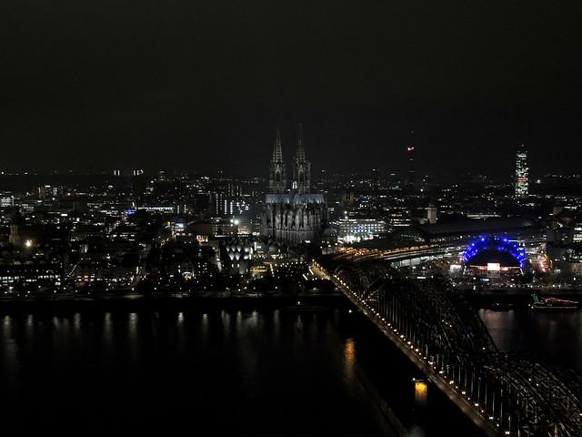 Abend in Köln EXPLORED!