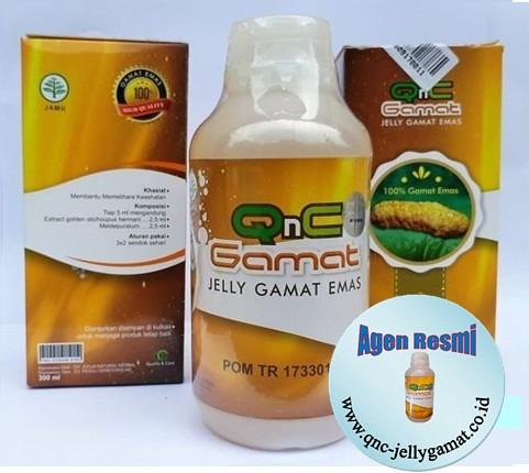 Agen QnC Jelly Gamat Surakarta, Banjarsari, Laweyan