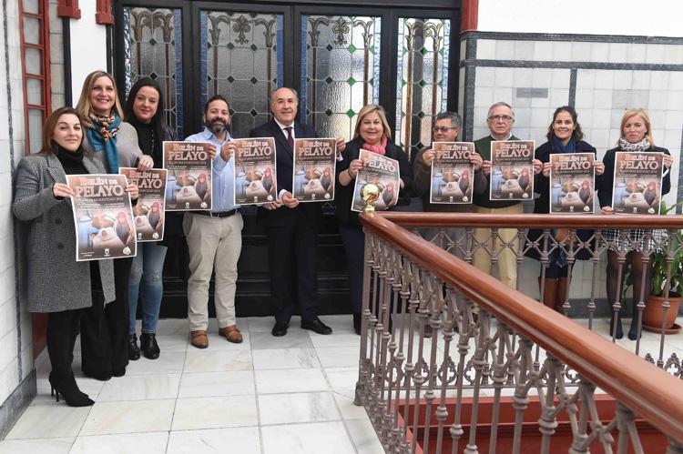 RUEDA DE PRENSA PRESENTACIÓN BELÉN DE PELAYO2