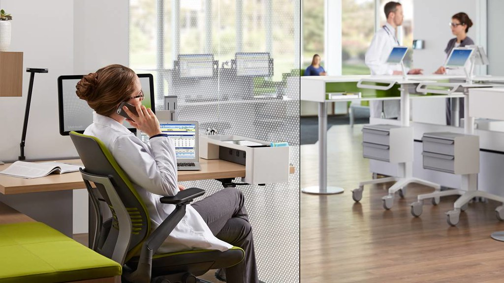 Ergonomic office chairs that support back is necessary for back pain - Image 1