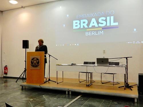 18.11. Secretária Executiva participa em colóquio sobre a Mulher nos países CPLP