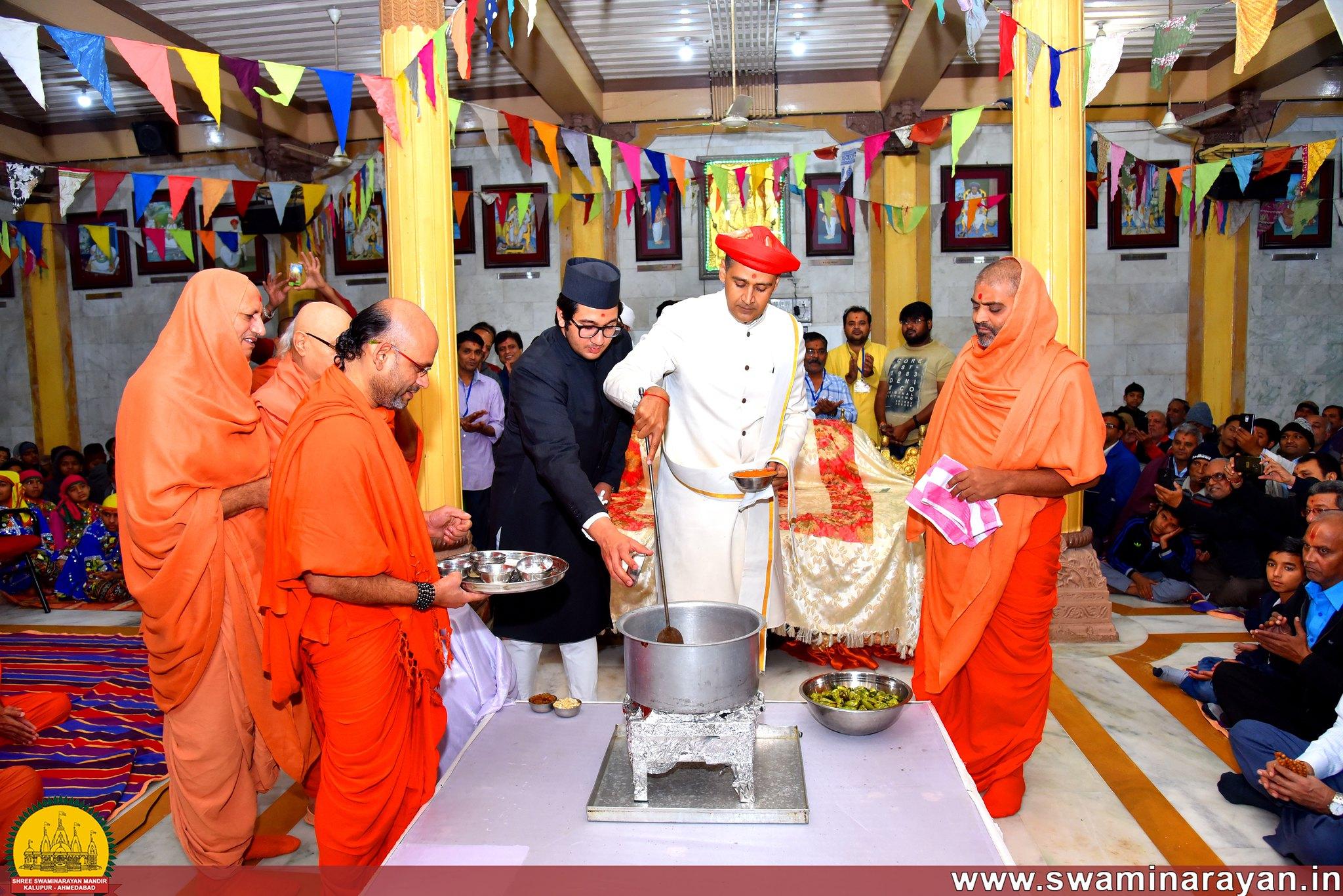 Shakotsav - Kalupur Mandir