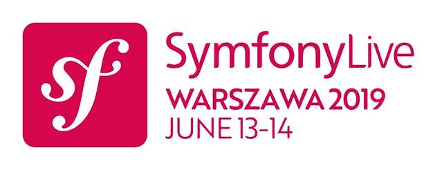SymfonyLive Warszawa 2019 Conference Logo