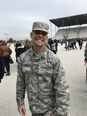 Chris's Air Force Basic Training Graduation