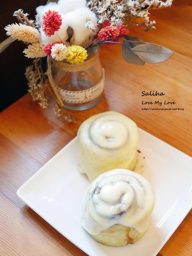新北瑞芳好吃甜蜜屋肉桂捲下午茶咖啡 (1)